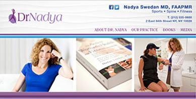 Dr. Nadya